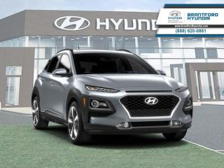Used 2020 Hyundai KONA 2.0L Luxury AWD  - Leather Seats - $171 B/W for sale in Brantford, ON