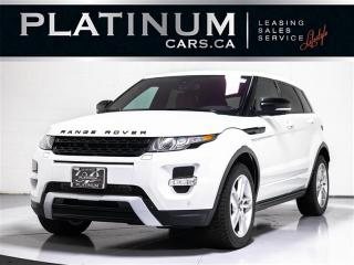 Used 2012 Land Rover Range Rover Evoque DYNAMIC, NAVI, PANO, Meridian Range Rover Evoque for sale in Toronto, ON