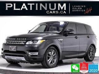 Used 2016 Land Rover Range Rover Sport HSE, NAV, SUNROOF, CAM, HEATED SEATS for sale in Toronto, ON
