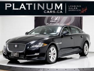 Used 2016 Jaguar XJ L PORTFOLIO, AWD, Navi , BLINDSPOT, Parking AID XJL for sale in Toronto, ON