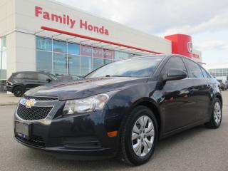 Used 2014 Chevrolet Cruze 1LT | BLUETOOTH | WINTER MATS for sale in Brampton, ON