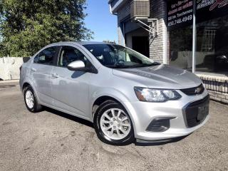 Used 2018 Chevrolet Sonic LT berline Automatique for sale in Longueuil, QC