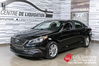 Used 2016 Hyundai Sonata GL+GR ELECTRIQUE+AIR CLIM+MAGS for sale in Laval, QC