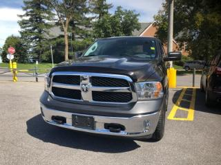 Used 2013 RAM 1500 ST  HEMI, CREW CAB, ST, 4X4, TONNEAU, SPRAY IN LINER for sale in Ottawa, ON