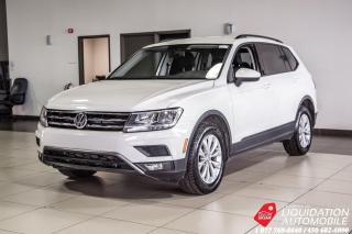 Used 2018 Volkswagen Tiguan TSI 4MOTION+CAM/RECUL+SIEG/CHAUFF+APPLE CARPLAY for sale in Laval, QC