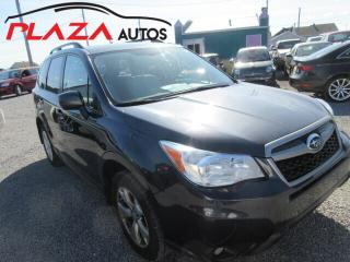 Used 2014 Subaru Forester 2014 Subaru Forester - 5dr Wgn Auto 2.5i for sale in Beauport, QC