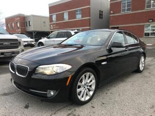 Used 2013 BMW 5 Series 535i xDrive for sale in Laval, QC