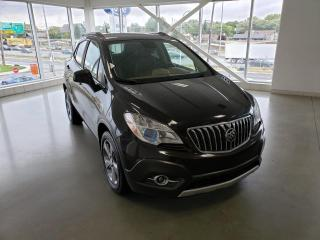 Used 2013 Buick Encore 4 portes à TI, Cuir for sale in Montréal, QC