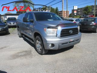 Used 2009 Toyota Tundra 2009 Toyota Tundra - 4WD Double Cab 146  5.7L SR5 for sale in Beauport, QC