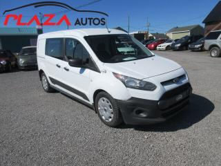 Used 2014 Ford Transit Connect 2014 Ford Transit Connect - XL w-Dual Sliding Door for sale in Beauport, QC