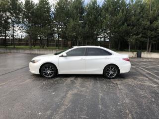 Used 2015 Toyota Camry XSE FWD for sale in Cayuga, ON