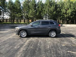 Used 2016 Jeep Cherokee North 4WD for sale in Cayuga, ON