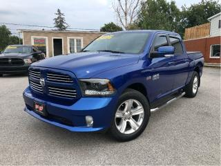 Used 2015 RAM 1500 Super Low Kms!! Accident Free, Nice Local Trade!! for sale in St Catharines, ON
