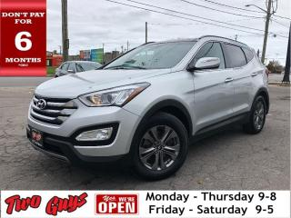 Used 2015 Hyundai Santa Fe Sport Luxury| AWD | Leather | Panoroof| Bluetooth for sale in St Catharines, ON