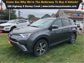 Used 2018 Toyota RAV4 LE| AWD| Back up camera| Heated seats| loaded for sale in Stoney Creek, ON