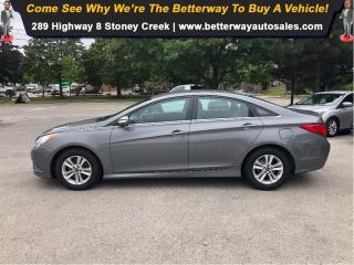 Used 2014 Hyundai Sonata GL| Loaded| Bluetooth| Alloys and more.. for sale in Stoney Creek, ON
