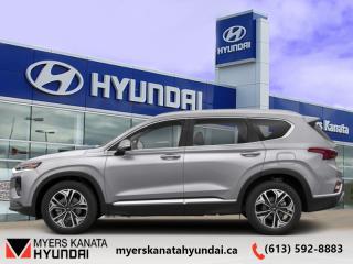 Used 2019 Hyundai Santa Fe 2.0T Luxury AWD  - $233 B/W for sale in Kanata, ON