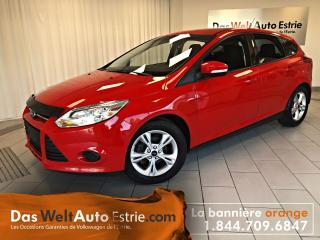 Used 2013 Ford Focus SE, Gr. Électrique, A/C, Automatique for sale in Sherbrooke, QC