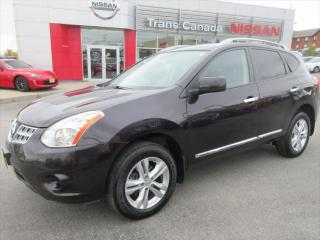 Used 2013 Nissan Rogue SV AWD for sale in Peterborough, ON