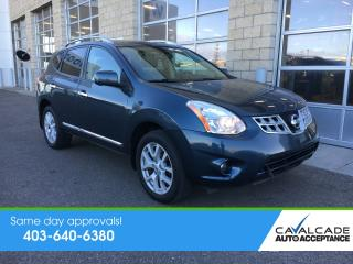 Used 2012 Nissan Rogue SL for sale in Calgary, AB