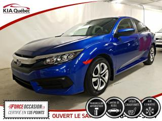 Used 2017 Honda Civic Lx At Camera for sale in Québec, QC