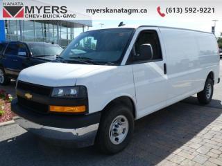 Used 2019 Chevrolet Express Cargo Van RWD 2500 135