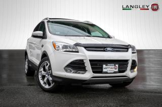 Used 2013 Ford Escape Titanium NAVIGATION, BLUETOOTH, BACK-UP CAMERA, PANORAMIC SUNROOF, KEY-LESS ENTRY! for sale in Surrey, BC