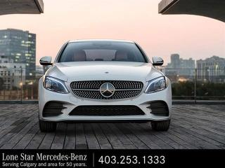 Used 2020 Mercedes-Benz C-Class 4MATIC Sedan for sale in Calgary, AB