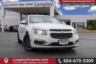 Used 2015 Chevrolet Cruze 1LT for sale in Surrey, BC