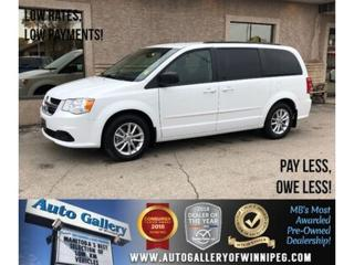 Used 2016 Dodge Grand Caravan SXT *B.tooth/Back.Cam/DVD/Rear Air/7Pass/V6 for sale in Winnipeg, MB