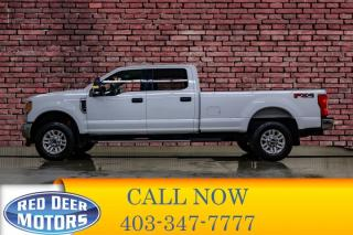 Used 2017 Ford F-350 4x4 Crew Cab XLT FX4 LWB Bcam for sale in Red Deer, AB