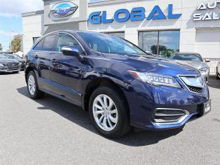 Used 2016 Acura RDX 6-Spd AT AWD w/ Technology Package for sale in Ottawa, ON