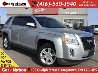 Used 2012 GMC Terrain SLE-1 | BACK UP CAM | BLUETOOTH | 2.4L 4 CYL | for sale in Georgetown, ON