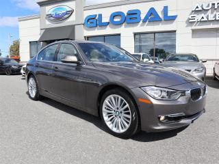Used 2015 BMW 328i xDrive 28 K LUXURY EDITION NAV. SUPER CLEAN. for sale in Ottawa, ON