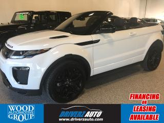 Used 2017 Land Rover Evoque HSE DYNAMIC CLEAN CARFAX, ONE OWNER, EXTRA SET OF WINTER TIRES ON RIMS. for sale in Calgary, AB
