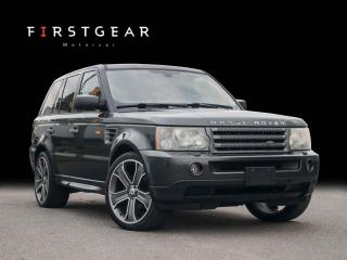Used 2006 Land Rover Range Rover SPORT HSE for sale in Toronto, ON