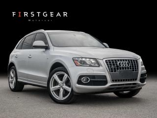Used 2012 Audi Q5 2.0L Premium Plus I S-LINE I NAVIGATION for sale in Toronto, ON