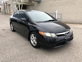 Used 2007 Honda Civic Sdn EX for sale in Toronto, ON