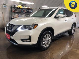 Used 2018 Nissan Rogue SV * AWD * Dual power sunroof * Remote start * Emergency braking system * Cross traffic alert *Back up camera * Blind spot assist * Heated front seats for sale in Cambridge, ON