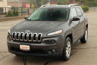 Used 2015 Jeep Cherokee North V6 | NAVI | 4WD | NORTH for sale in Waterloo, ON