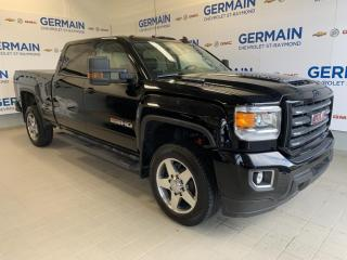 Used 2018 GMC Sierra 2500 SLT -ALL TERRAIN Z71 -MOTEUR DURAMAX for sale in St-Raymond, QC