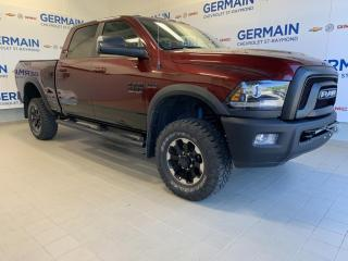 Used 2017 RAM 2500 Power Wagon- 2500 V8 6.4L- GARANTIE PROLONGÉE 7ANS for sale in St-Raymond, QC