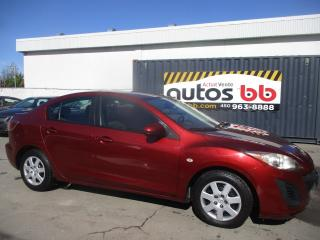 Used 2010 Mazda MAZDA3 ( AUTOMATIQUE ) for sale in Laval, QC