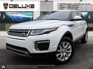 Used 2016 Land Rover Evoque LAND ROVER RANGE ROVER EVOQUE SE-Engine: Turbocharged 2.0L I4,NAVIGATION PANOROOF $0 DOWN OAC for sale in Concord, ON