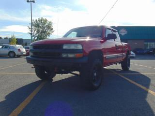 Used 1999 Chevrolet Silverado 1500 for sale in St-Eustache, QC