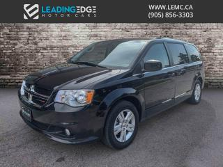 Used 2018 Dodge Grand Caravan Crew for sale in Woodbridge, ON