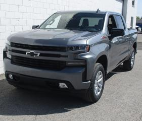 Used 2020 Chevrolet Silverado 1500 RST for sale in Peterborough, ON
