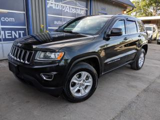 Used 2014 Jeep Grand Cherokee LAREDO 4x4 for sale in Boisbriand, QC