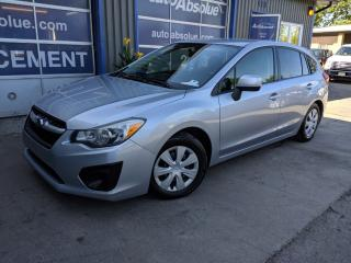 Used 2013 Subaru Impreza 2,0i + bluetooth for sale in Boisbriand, QC