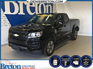 Used 2017 Chevrolet Colorado WT for sale in St-Eustache, QC